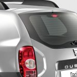 Dacia Duster Garmin Edition tail gate