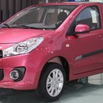 Facelifted Suzuki A star
