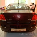 Fiat Linea Absolute Edition rear