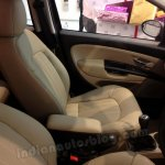 Fiat Linea Absolute Edition front seats