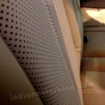 Fiat Linea Absolute Edition seat fabric