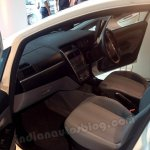 Fiat Punto Absolute Edition front seats