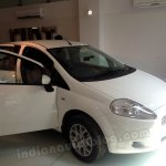 Fiat Punto Absolute Edition front view