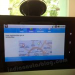 Fiat Punto Absolute Edition 3G tablet