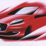 Fiat Punto design