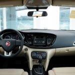 Fiat Viaggio interiors