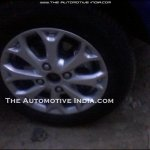 Ford Figo Facelift alloy wheels