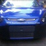 Ford Figo Facelift front