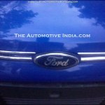 Ford Figo Facelift grill