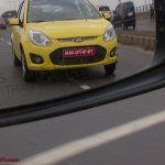 Ford Figo facelift exposed