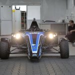 Ford 1.0-litre EcoBoost Engine Powers Formula Ford Race Car