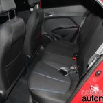 Hyundai HB20 rear seat