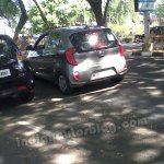 Kia Picanto testing for Mahindra S101 development