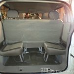 Mahindra Quanto seating