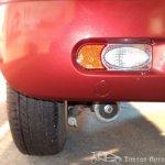 Mahindra Quanto rear bumper