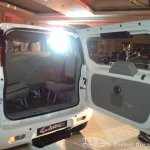 Mahindra Quanto rear door ajar