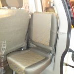 Mahindra Quanto child seat