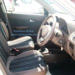Maruti Alto 800 front seats