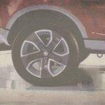 Maruti XA Alpha alloy wheel