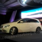 Mercedes B Class launch India