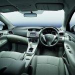 Nissan Sylphy dashboard