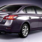 Nissan Sylphy rear