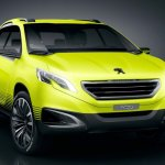 Peugeot 2008 Crossover Concept