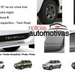 Renault Duster TechRoad accessories