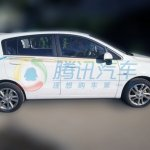 Chevrolet Sail EV side