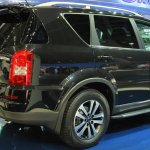 Ssangyong Rexton W at Moscow