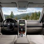Suzuki Grand Vitara interiors Europe