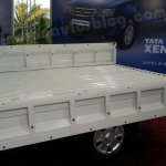 Tata Xenon Single Cab Pick-Up loading bed