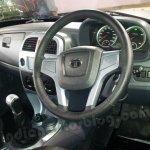 Tata Xenon Pick-up dashboard