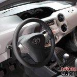 Toyota Etios Brazil market dashboard