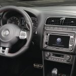 VW Polo GTI Carbon Edition dashboard