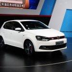 VW Polo GTI China