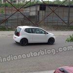 VW Up! India three-door test mule