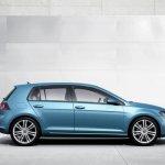 Volkswagen Golf MK7 side
