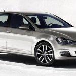 Volkswagen Golf MK7 front