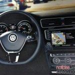 Volkswagen Golf MK7 interiors