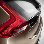 Volvo V40 Cross Country tail lamps