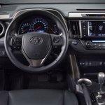 2013 Toyota RAV4 cockpit