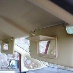 Honda Jazz facelift sun visor