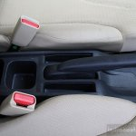 Honda Jazz facelift storage