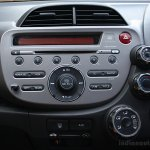 Honda Jazz facelift music system