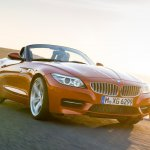 2013 BMW Z4 facelift front