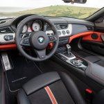 2013 BMW Z4 facelift interiors