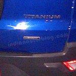 Ford EcoSport Ecoboost badge