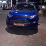 Ford EcoSport petrol variant front view