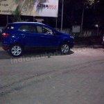 Ford EcoSport petrol variant